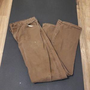 Duckies cargo jeans